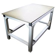 36 by 48 table metrology fixturing table