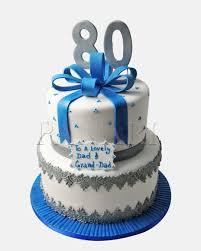 80th birthday cakes 80th birthday cake cm1932 panari cakes