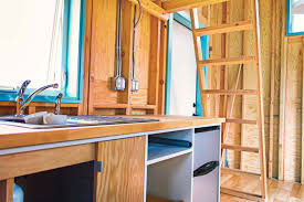 Tiny House Plans Modern by The Bunk Box Tiny House A Unique Modern Tiny House Design
