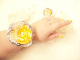 Bracelet Fleur Mariage Mariage Rétro Bracelet Mariée Témoin Bijou Fleur Dentelle Strass
