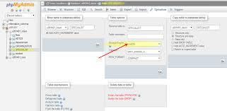 How To Properly Set A Table by Mysql How To Enable Relation View In Phpmyadmin Stack Overflow