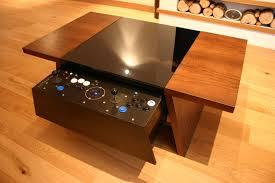 coffee table game console coffee table board game coffeeable console soccer foosball