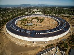 spaceship campus apple apple spaceship campus moves closer to completion as residents