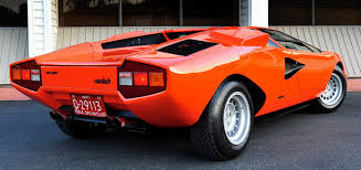 lamborghini fastest car in the what s onthedash of the s fastest supercar 1975 heuers