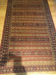 Persian Rug Mouse Mat by Fine Ensari Handknotted Rug James Rose Oriental Carpets Wood
