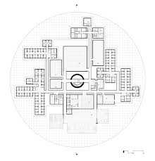 prison floor plan gallery of pacific ocean platform prison competition entry