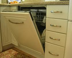 Kitchen Island With Garbage Bin Hidden Trash Can Cabinet White And Green Pull Out Trash Bin