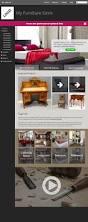 Kitchen Website Design by Web Design Nomadic Designs