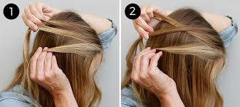 how to braid short hair step by step how to create a waterfall braid that wows more com