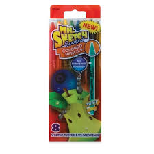 mr sketch scented twistable colored pencils blick art materials