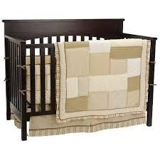 cocalo snickerdoodle dream with 6 piece crib bedding set