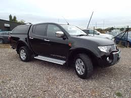 mitsubishi pickup trucks used mitsubishi l200 vans for sale in cheltenham gloucestershire