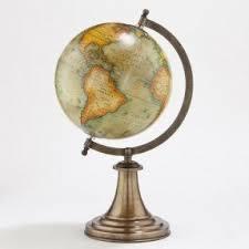 Small Desk Globe Antique Desk Globe Foter