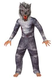 big bad wolf costume child big bad costume scary costumes