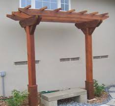 Swing Arbor Plans How To Build An Arbor Bench Arbors Learning And Yards