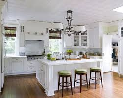 Modern Kitchen Ideas With White Cabinets White Kitchen Design Ideas Decorating White Kitchens Inside White