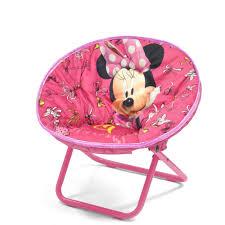 Rocking Chair Scary Pop Up Disney Minnie Mouse Saucer Chair Walmart Com