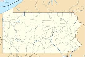 Google Map Pennsylvania Usa by Usa Pennsylvania Location Map U2022 Mapsof Net