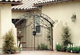 Exterior Doors San Diego Wrought Iron Security Doors Screens San Diego Ca Storefront