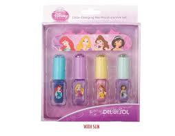 del sol launches new disney nail polish accessories del sol