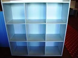 White Cube Bookcase by Cube Bookcase Storage Ideas