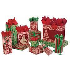 christmas collections homespun christmas gift bags box and wrap