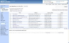 Create Custom Google Map Ifreetools Blogs Building A Store Locator Type Google Maps App