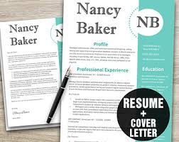 free creative resume template free creative resume and cover letter templates adriangatton