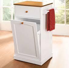 designer kitchen trash cans home design