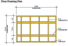 How To Build A Lean To Shed Plans by 4 6 Lean To Shed Plans U0026 Blueprints For Making A Small Shed