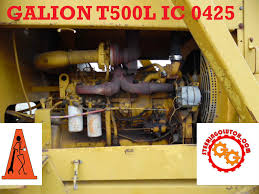 used galion equipment parts u0026 galion manuals for sale