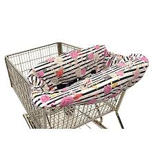 itzy ritzy ritzy sitzy shopping cart and high chair cover in