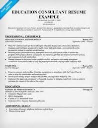 education consultant resume template 100 images custom