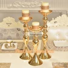 Crystal Wedding Centerpieces Wholesale by Gold Metallic Centerpieces Wholesale Floral Stand Wedding Flower