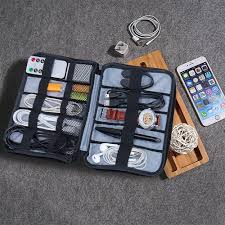 yier travel electronics accessories organizer best travel