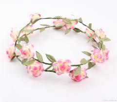 Indian Wedding Flowers Garlands Best Fashion Hawaiian Flower Garland Wedding Bridal Head Crown