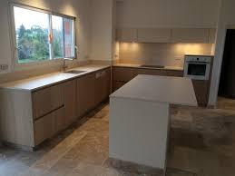 plan de travail cuisine en quartz plan de travail quartz ou granit galerie et craation de plan travail