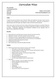 Resume Supervisor Jim Luveniyali Cp Cv