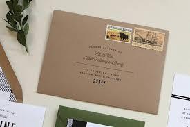 wedding envelope custom wedding envelope printing rustic envelope printing