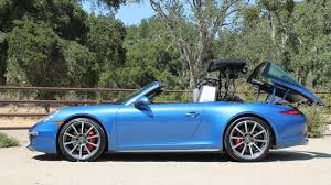 convertible porsche review removable roof on porsche 911 targa 4s offers california