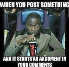 How To Put Memes On Facebook Comments - 8 best kevin hart images on pinterest ha ha funny images and