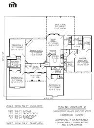 Blueprints For Garages 15 Best Small Home Plans With Garage Small House Plans With