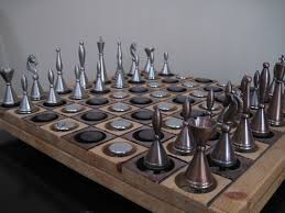 fantastic chess set by trips chess set deirdre flickr to artistic