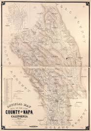 San Diego County Assessor Maps by Official Map Of Napa County 1895 A Land Surveyor U0027s Perspective