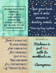 emerson quote kindness free printable quotes to inspire kindness lunch notes for kids