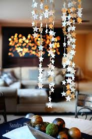 Home Decor Star 81 Best Star Garland Images On Pinterest Star Garland Stars And