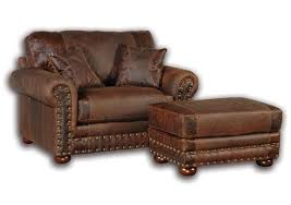 Oversized Leather Sofa Oversized Leather Couches Big Sky Collection