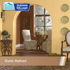 rustic refined color collections hgtv home by sherwin williams