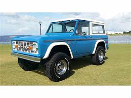 classic ford bronco for sale on classiccars com 139 available