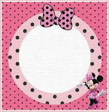 Free Printable Minnie Mouse Invitation Template by Free Printable Minnie Mouse Invitation Templates Part 1